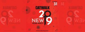 New Year Eve Party Catwalk