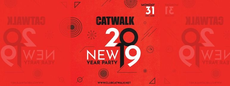 New Year's Eve Party Catwalk