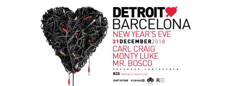 New Year's Eve Party R33 Club