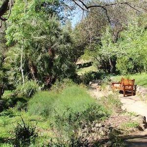 Barcelona Historical Botanical Garden