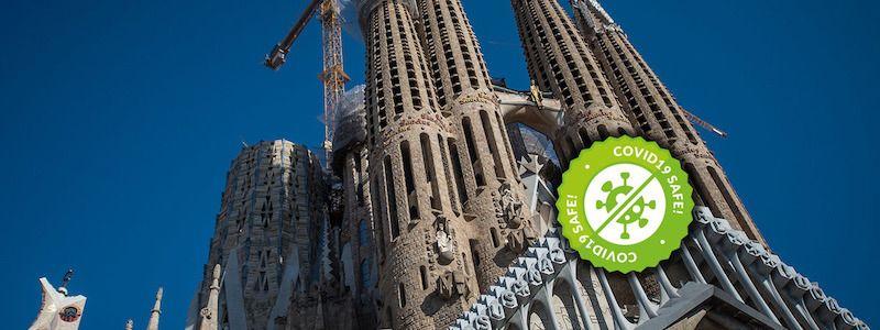 Sagrada Familia facade tour