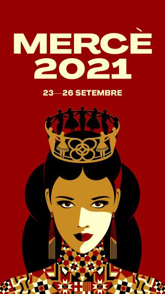 La Mercè poster 2021