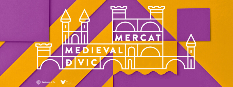 Medieval market and fair of Vic